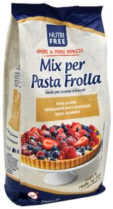 Nutrifree Mix per Pasta Frolla 1 Kg.