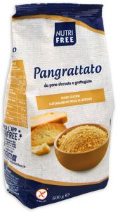 Nutrifree Bread Crumbs Gluten Free 500 g.