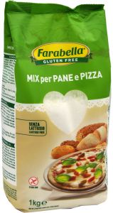 Farabella Bread and Pizza Mix Gluten Free 1 Kg.