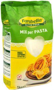 Farabella  Mix pour Pâtes Sans Gluten 1 Kg.
