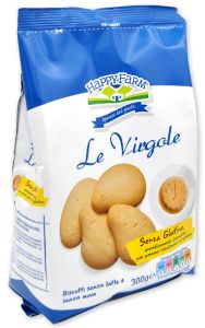 HappyFarm Le Virgole Cookies 300 g.