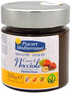 Piaceri Mediterranei Hazelnut Cream 250 g.
