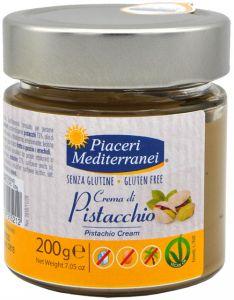 Piaceri Mediterranei Pistachio Cream 250 g.