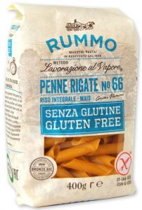 Rummo Penne Rigate n°66 Gluten Free 400 g.