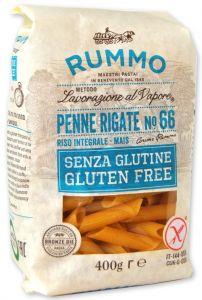 Rummo Penne Rigate n°66 Sans Gluten 400 g.
