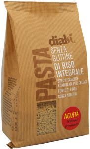 Dialsì Wholegrain Rice Risoni  400 g.
