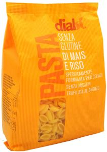 Dialsì Corn and Rice Gnocchetti Pasta 400 g.