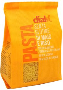 Dialsì Corn and Rice Riccioli Pasta 300 g.