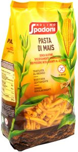 Molino Spadoni Caserecce de Maïs 500 g.