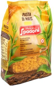 Molino Spadoni Corn Ditalini Gluten Free 500 g.