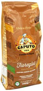 Antico Molino Caputo Mix Farina per Pane-Pizza-Dolci Senza Glutine 1 Kg.