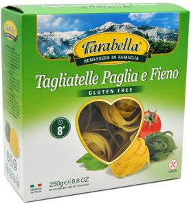 Farabella Tagliatelle Paglia e Fieno Senza Glutine 250 g.