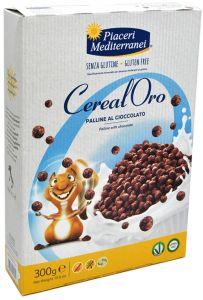 Piaceri Mediterranei Chocolate Balls 300 g.