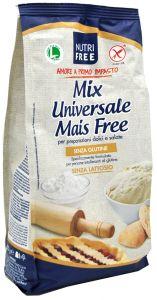 Nutrifree Mix Universale Mais Free Senza Glutine 800 g.