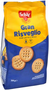 Schär Gran Risveglio Sans Gluten 300 g.