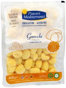 Piaceri Mediterranei Gnocchi de Pommes de Terre Sans Gluten 2 X 200 g.