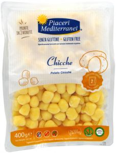 Piaceri Mediterranei Chicche de Pommes de Terre Sans Gluten 2 X 200 g.