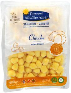 Piaceri Mediterranei Potato Chicche Gluten Free 2 X 200 g.