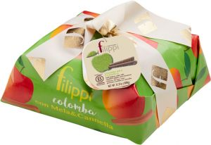 Filippi Colomba Cake with Apple and Cinnamon 750 g.