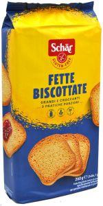 Schär Fette Biscottate Senza Glutine 260 g.