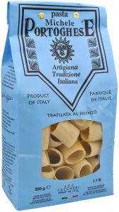 Michele Portoghesei Durum Wheat Paccheri 500 g.