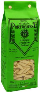 Michele Portoghesei Durum Wheat  Mezze Penne  500 g.
