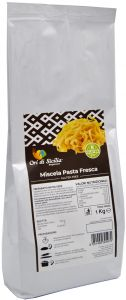 Ori di Sicilia Mélange Oro Pâtes Fraîches Sans Gluten 1 Kg.