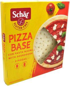 Schär Pizza Base Gluyten Free 2 X 150 g.