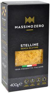 Massimo Zero Stelline Sans Gluten 400 g.