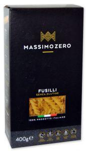 Massimo Zero Fusilli Sans Gluten 400 g.