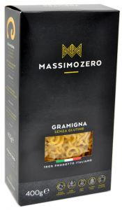 Massimo Zero Gramigna Gluten Free 400 g.
