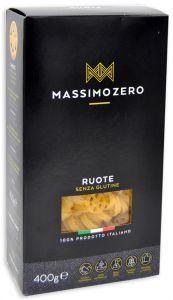 Massimo Zero Ruote Sans Gluten 400 g.
