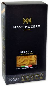 Massimo Zero Sedanini Gluten Free 400 g.
