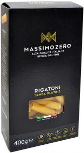 Massimo Zero Rigatoni Sans Gluten 400 g.