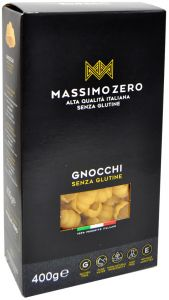 Massimo Zero Gnocchi Sans Gluten 400 g.