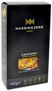 Massimo Zero Cavatappi Sans Gluten 400 g.
