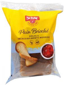 Schär Pain Brioché Gluten Free 370 g.