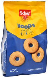 Schär Hoops Sans Gluten 220 g.