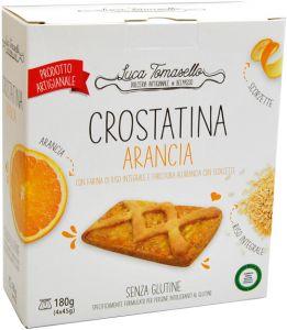 Dolceria Tomasello Orange Tart 4 X 45 g.