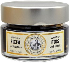 Don Giovanni Compote of Figs with Balsamic Vinegar 130 g.