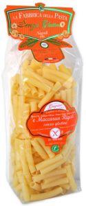 Gragnano Maccheroni Rigati Sans Gluten 400 g.