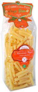 Gragnano Maccheroni Rigati Senza Glutine 500 g.