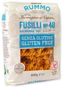 Rummo Fusilli n°48 Sans Gluten 400 g.