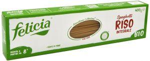 Felicia Wholegrain Rice Spaghetti Gluten Free Bio 400 g.