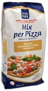 Nutrifree Pizza Mix Gluten Free 1 Kg.